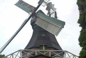 Besuch einer Mühle